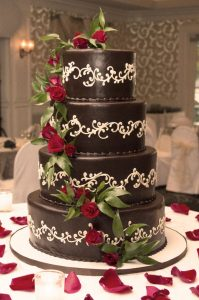 Wedding cake al cioccolato